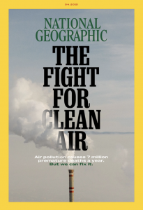 National Geographic - The Fight for Clean Air