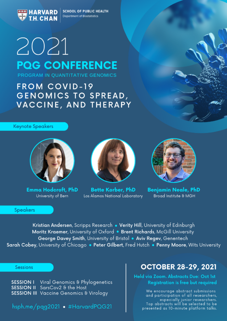 2021 PQG Conference