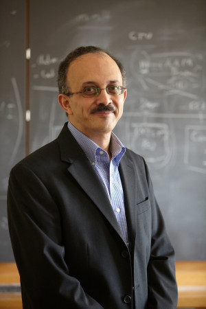 Fawzi Faculty Portrait