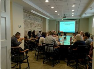 Program on the Global Demography of Aging Friday Luncheon Seminars