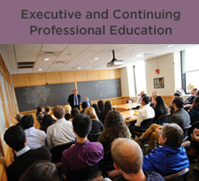 Executive and Continuing Professional Education