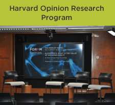 Harvard Opinion Research Program