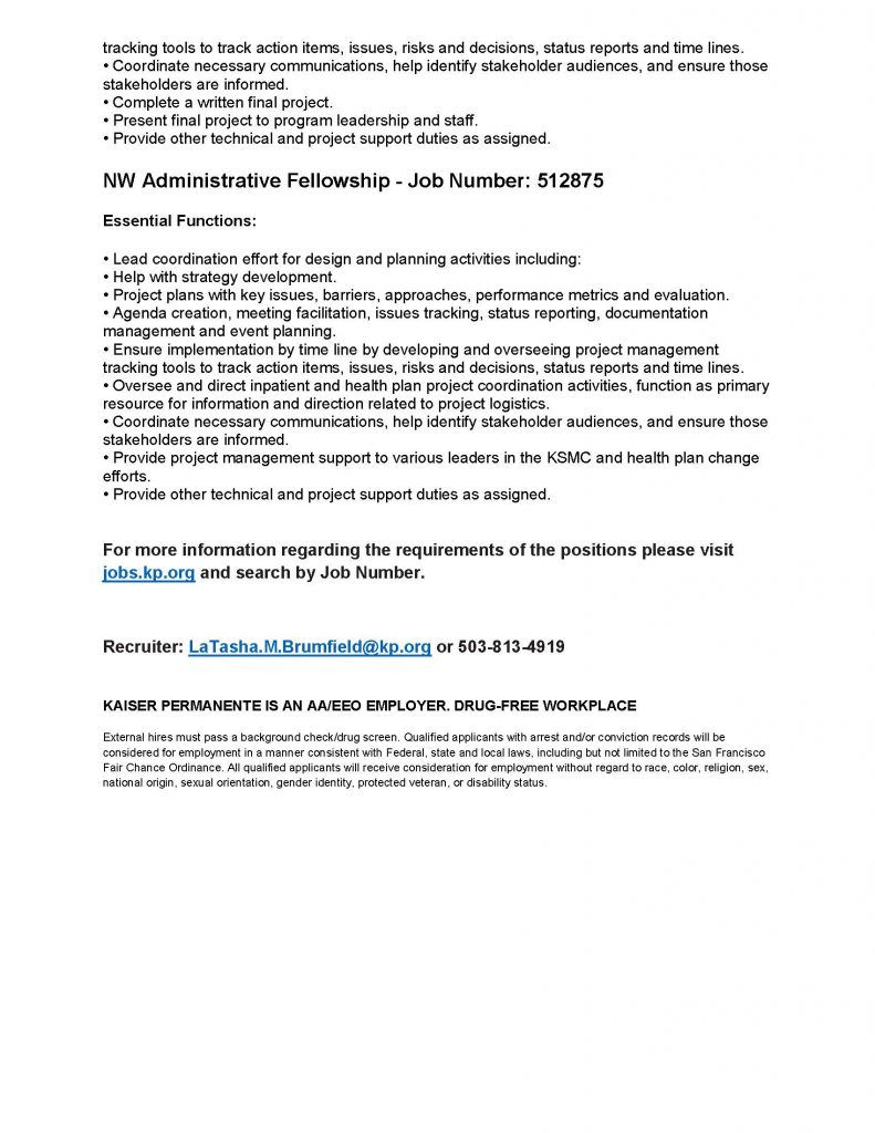 Radiology Fellowship Personal Statement Examples