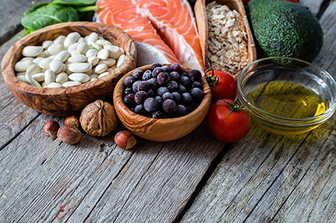 Improving diet quality over time linked with reduced risk of premature death