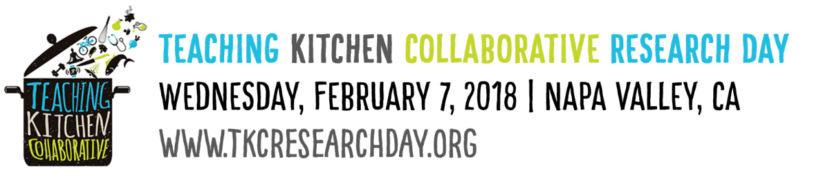 Teaching Kitchen Collaborative Research Day