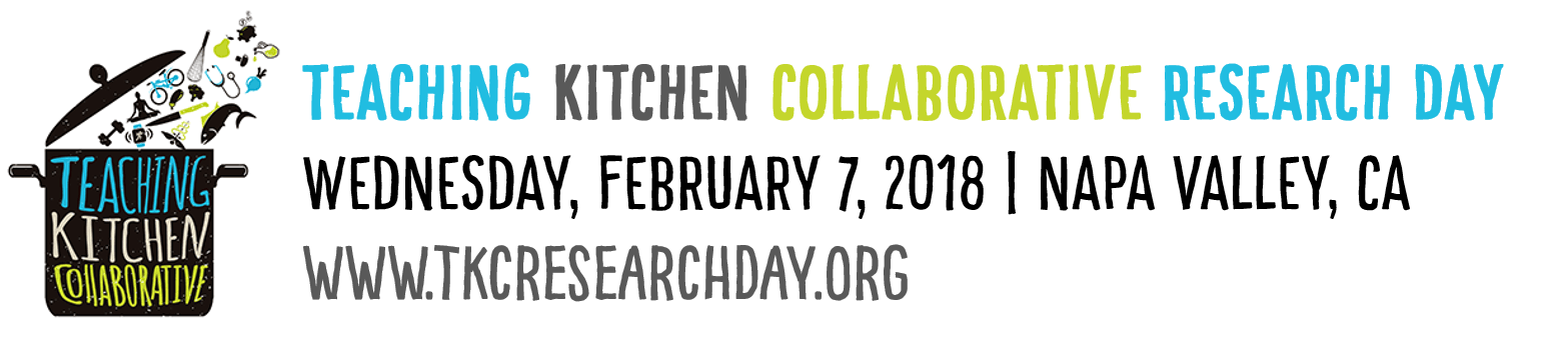 Collaborative Teaching Fellowship ~ Inaugural teaching kitchen collaborative research day