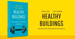 Healthy Buildings book cover image