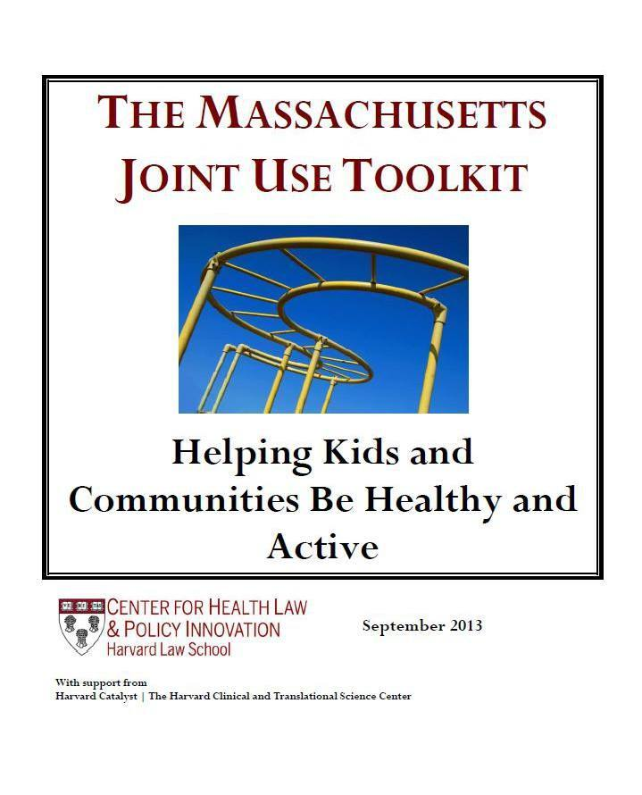 The Massachusetts Joint Use Tooklit