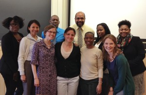 Group of professionals who participated in the 2014 Leaders in Health cohort