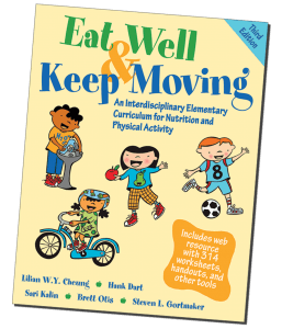 Eat Well & Keep Moving book cover