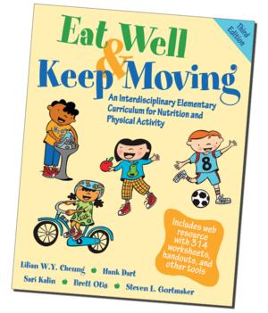 Eat Well and Keep Moving book cover