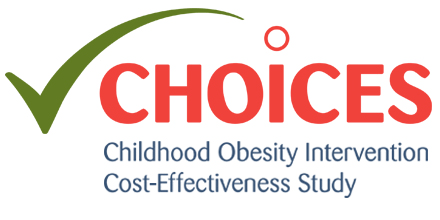 Childhood Obesity Intervention Cost-Effectiveness Study (CHOICES) Project logo