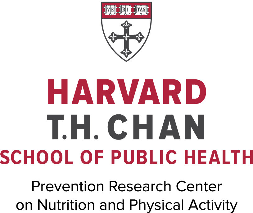 Harvard T.H. Chan School of Public Health - Prevention Research Center on Nutrition & Physical Activity (HPRC) logo