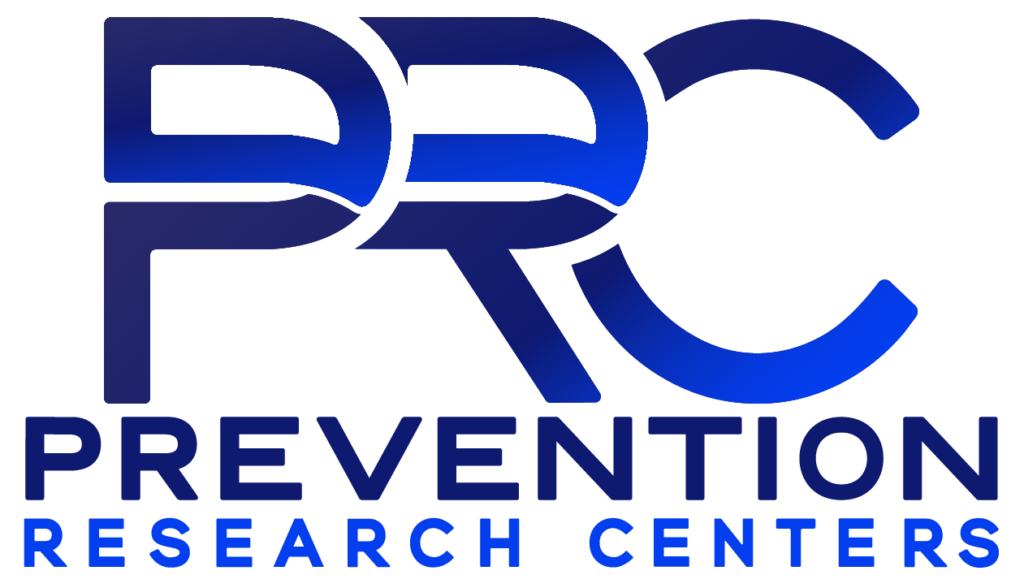 Centers for Disease Control and Prevention: Prevention Research Centers blue logo