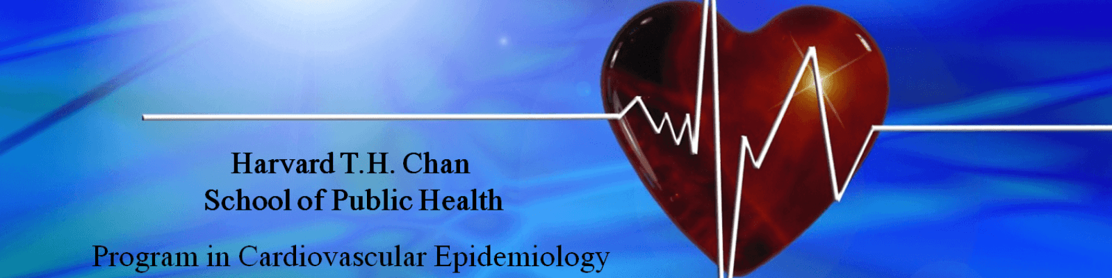 Program in Cardiovascular Epidemiology | Harvard T.H. Chan School of ...
